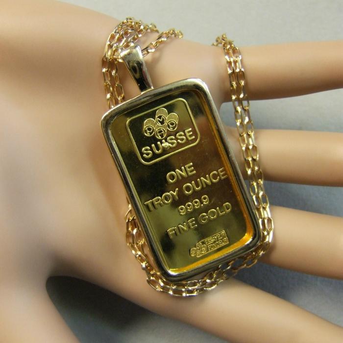 Scottish Gold Bullion Jewellery