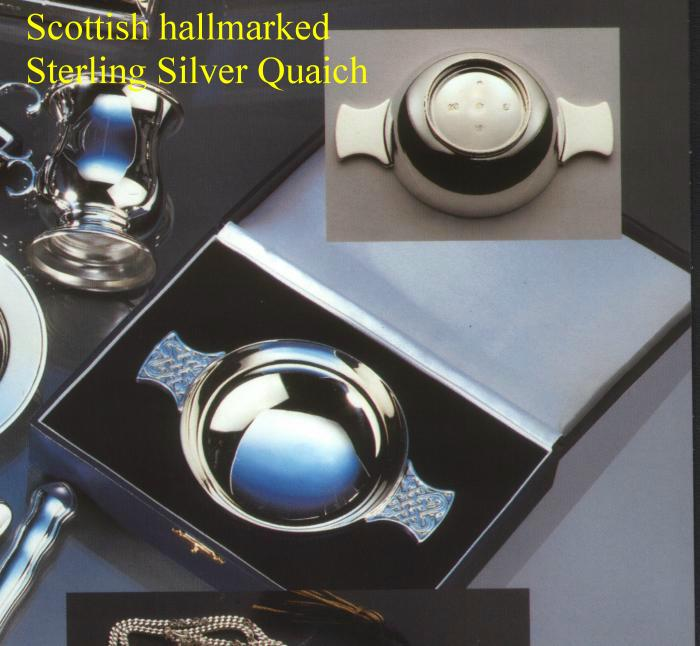 Wedding Quaich Gifts: Treasures Of St.Andrews: Golf Gifts